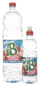 Macb Raspberry & Cranberry Bottles of 1.5l and 500ml