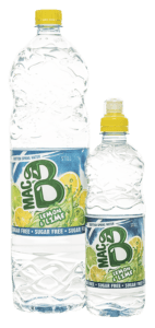 Macb Lemon & Lime Bottles of 1.5l and 500ml